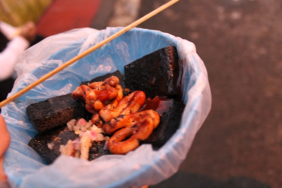 YUM: The word that describes Street Foods.